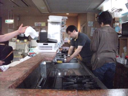 【レポード】路上茶碗~おかず求む_d0171611_2053492.jpg