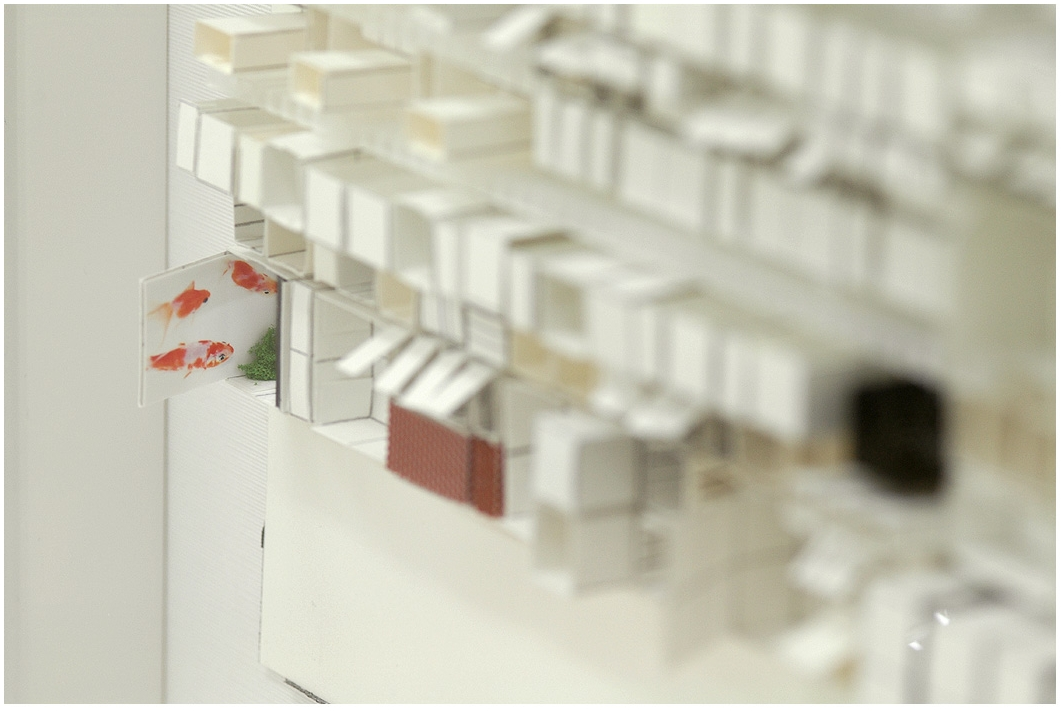 早川克己展「ハコモノ:都市に潜む魔術的リアリティー」_b0170514_1334412.jpg