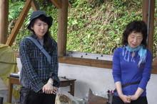 八杉千年の森イベント「本格派・炭焼き体験・窯だし 木炭アート」開催(その4)_e0061225_14335430.jpg