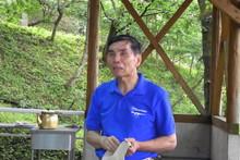 八杉千年の森イベント「本格派・炭焼き体験・窯だし 木炭アート」開催(その4)_e0061225_14341518.jpg
