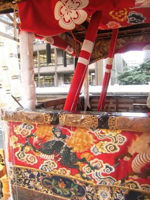 祇園祭 長刀鉾 。- 2010 -_e0170538_14484952.jpg