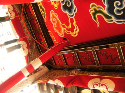 祇園祭 長刀鉾 。- 2010 -_e0170538_14485613.jpg