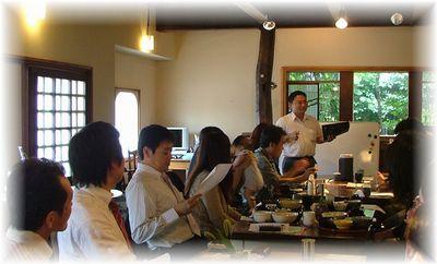 第3回 ITOビジネスランチ会 ~古材の森さん~_c0218303_2022017.jpg