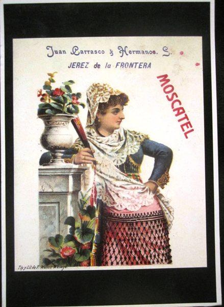 シェリー酒広告ポスターのポストカード14種 _f0112550_732976.jpg