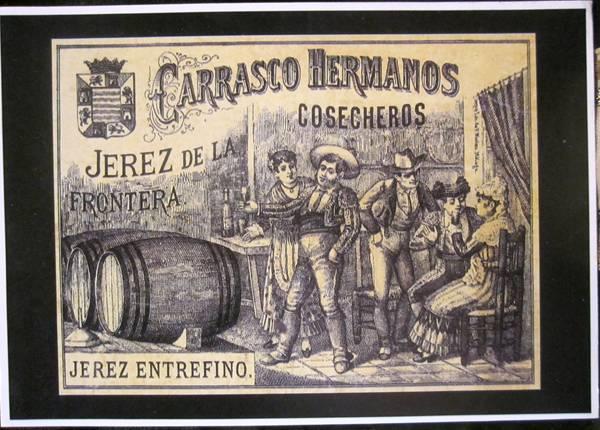 シェリー酒広告ポスターのポストカード14種 _f0112550_78239.jpg