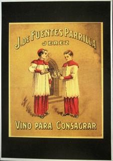 シェリー酒広告ポスターのポストカード14種 _f0112550_79698.jpg