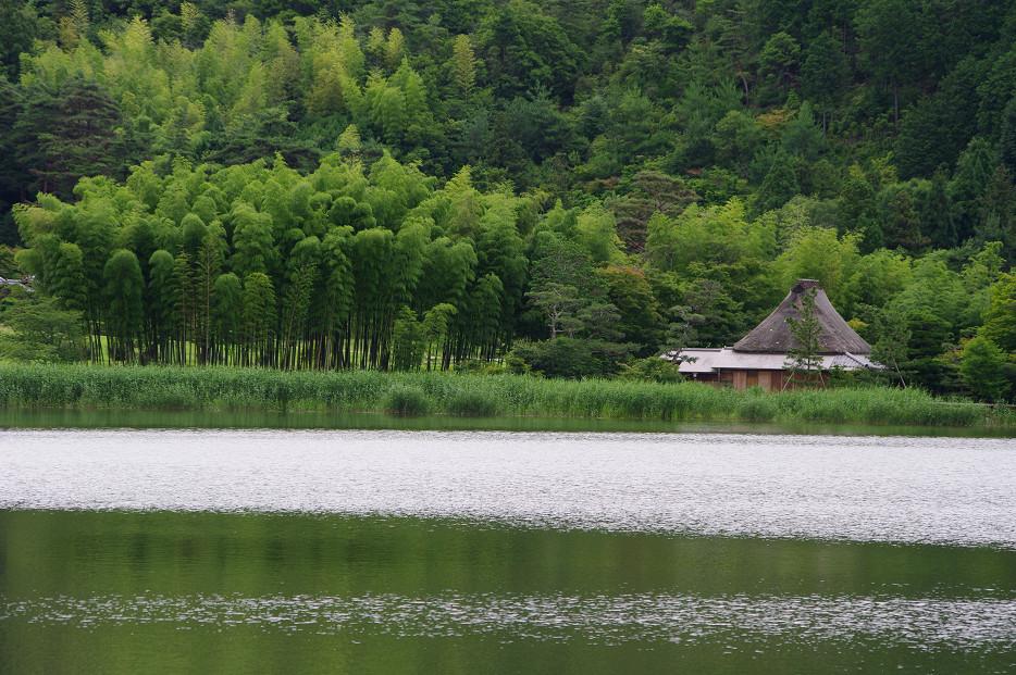 広沢池で空を撮る..._f0152550_22125522.jpg