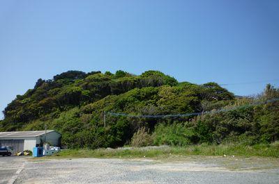 織幡神社(2)紅白の旗がここで初めて織られたよ。_c0222861_214274.jpg