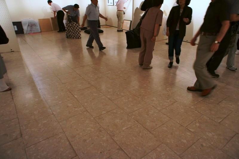10年7月15日・クラブ展」最終日_c0129671_23314398.jpg
