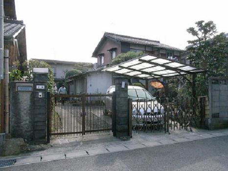 大津・洒落庵(Bio森の家)_b0111173_14223638.jpg