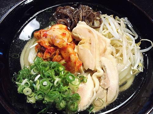 今週の週替り「冷麺風冷やかけ」_c0092877_6185927.jpg