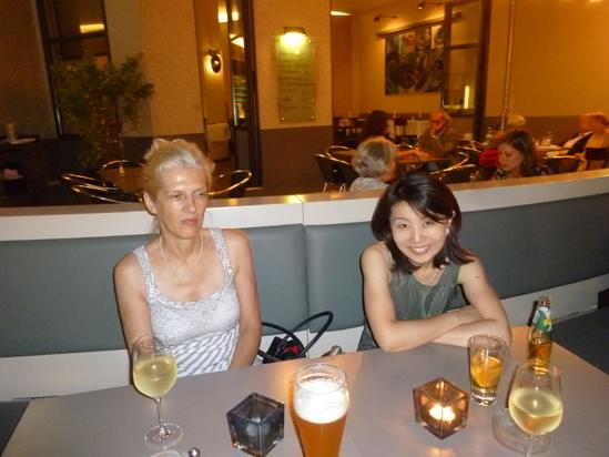 迷った末に,晩ご飯は焼き鳥の名店「六甲」_c0180686_3322516.jpg