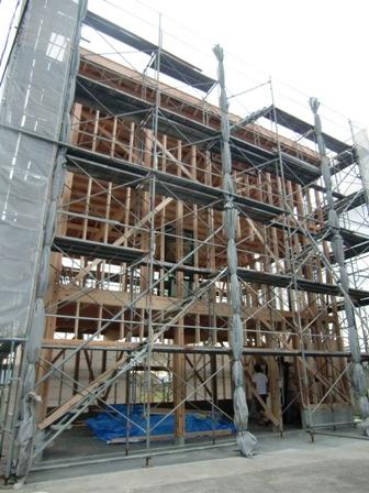 南魚沼で車庫の新築は・・・_a0128408_18402683.jpg