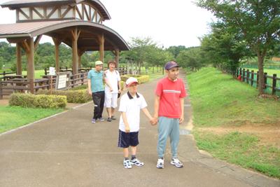 7/15天啓公園へ外出!_a0154110_13231891.jpg