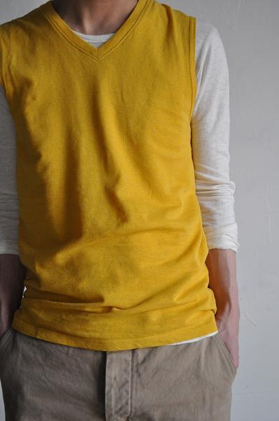 LOLO C/L V-neck Vest
