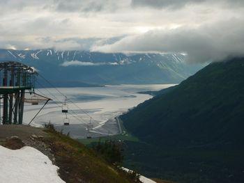 アリエスカの山頂レストラン_b0135948_4461698.jpg