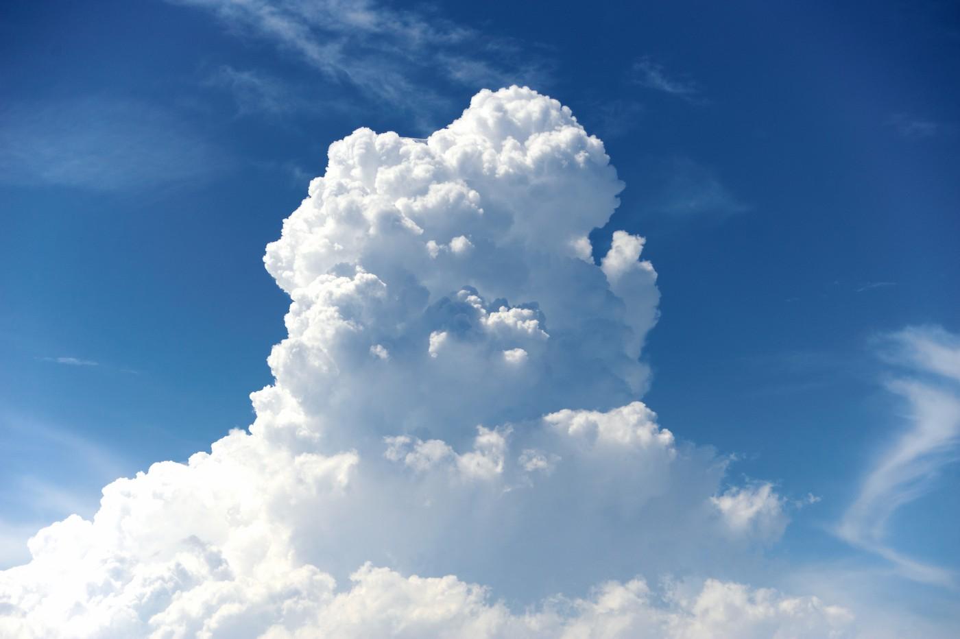 入道雲 : 気ままに写真を : 2014年11月のカレンダー : カレンダー