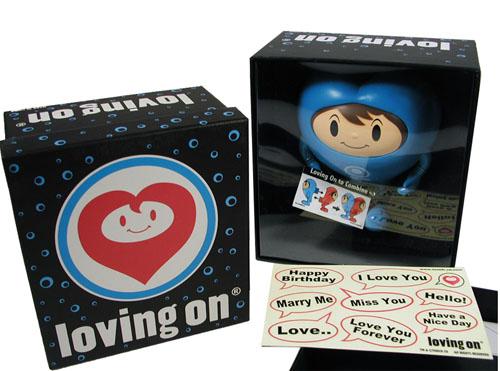 Loving On / Blue Boy by Joe Lo_e0118156_9545285.jpg