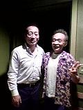 横浜スーパーカートリオ 高木豊さんと感激のご対面_b0096957_20505347.jpg