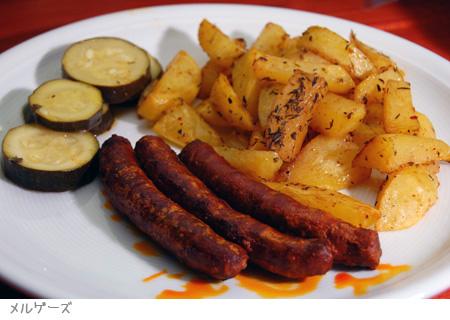 チキンカレー、野菜と挽肉のカレー_a0080964_17563626.jpg