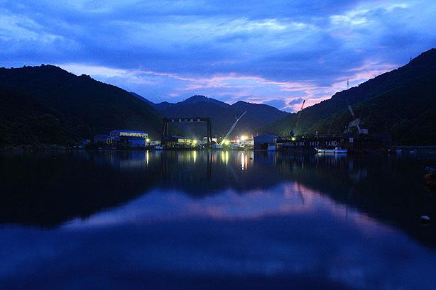 江の浦夜景_b0186680_14444333.jpg