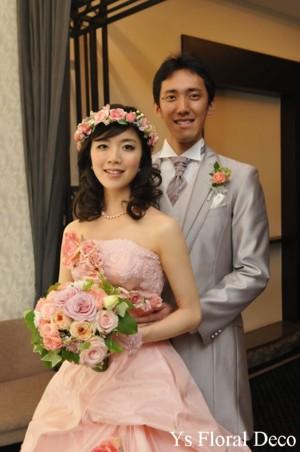 ピンクの花冠_b0113510_2358286.jpg