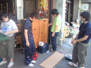 7/19(月) 棚編集ワークショップ2「トロッコ箪笥」をつくる_d0171611_15572685.jpg