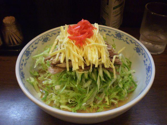 冷麺@たく味_a0117520_11104668.jpg