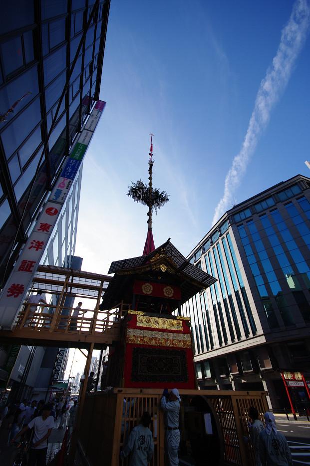 祇園祭 山鉾巡行 ~出発~_f0152550_21242669.jpg