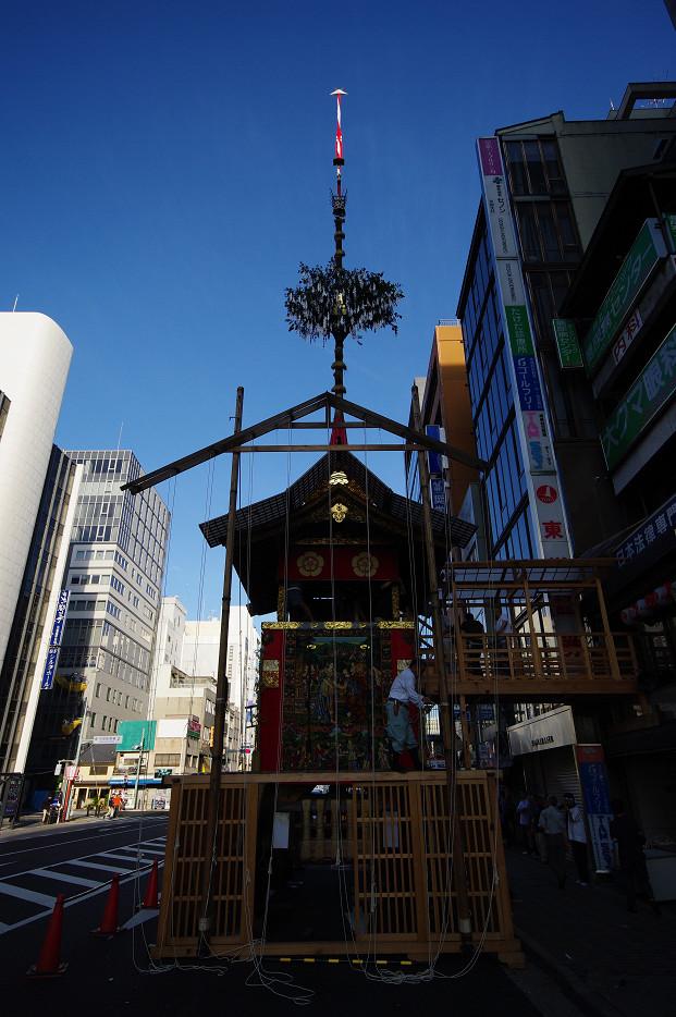 祇園祭 山鉾巡行 ~出発~_f0152550_2124928.jpg