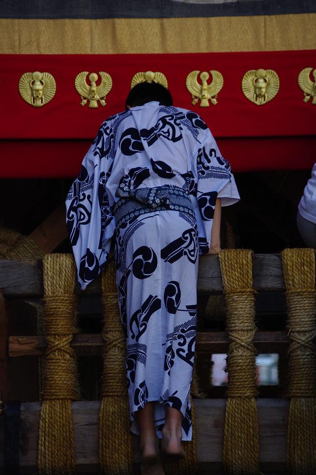 祇園祭 山鉾巡行 ~出発~_f0152550_21254147.jpg