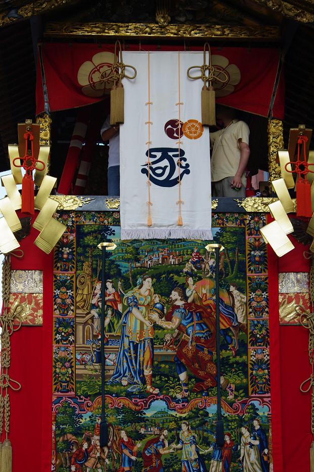 祇園祭 山鉾巡行 ~出発~_f0152550_2125474.jpg