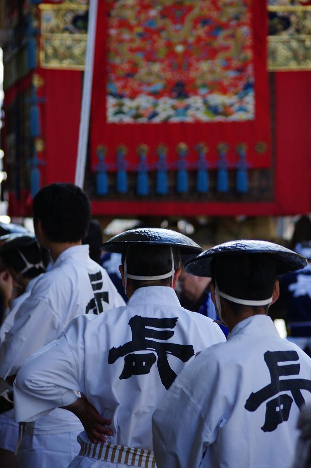 祇園祭 山鉾巡行 ~出発~_f0152550_21255272.jpg