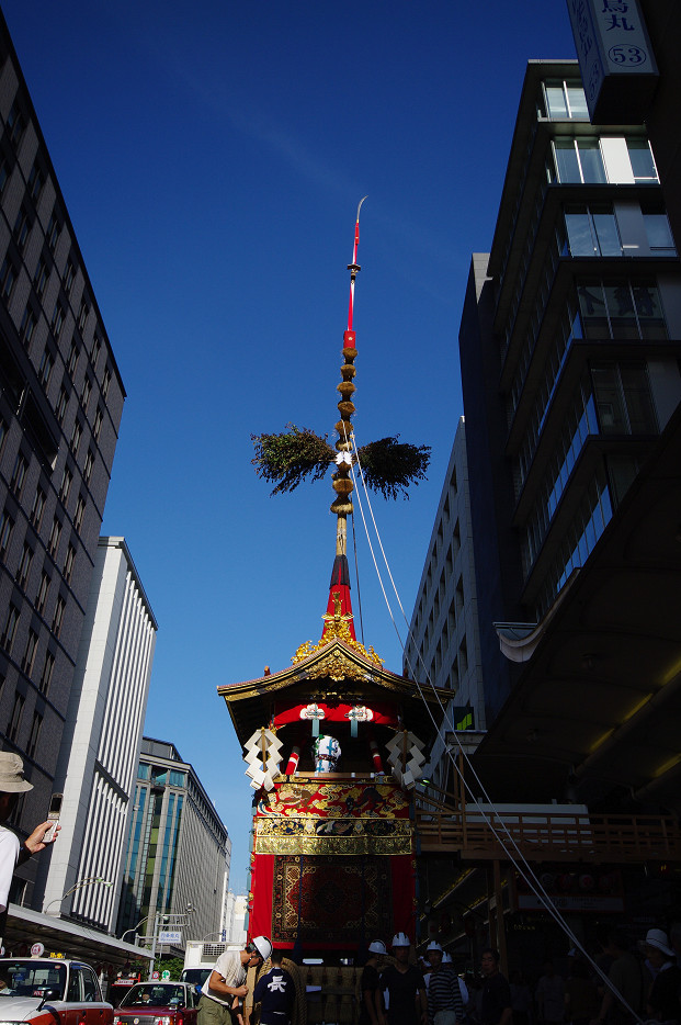 祇園祭 山鉾巡行 ~出発~_f0152550_21264965.jpg