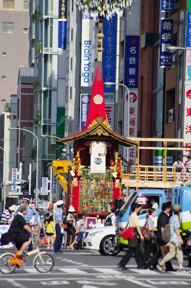 祇園祭 山鉾巡行 ~出発~_f0152550_21272065.jpg