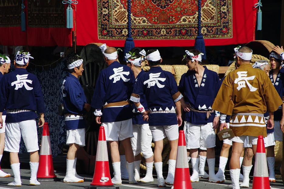 祇園祭 山鉾巡行 ~出発~_f0152550_21273216.jpg