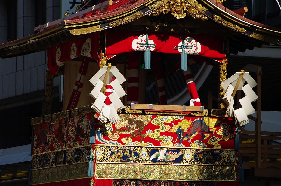 祇園祭 山鉾巡行 ~出発~_f0152550_2127716.jpg