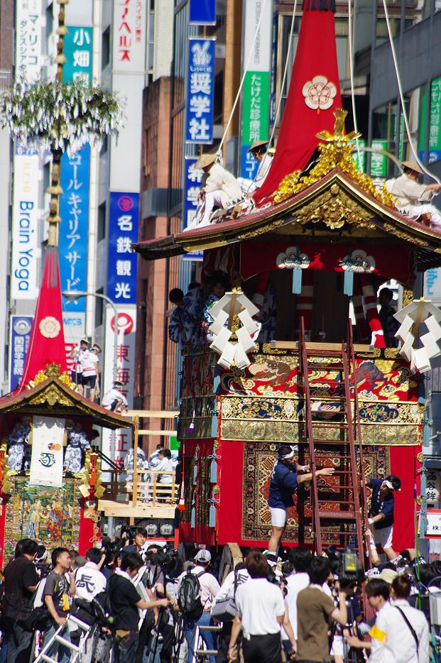 祇園祭 山鉾巡行 ~出発~_f0152550_21292099.jpg