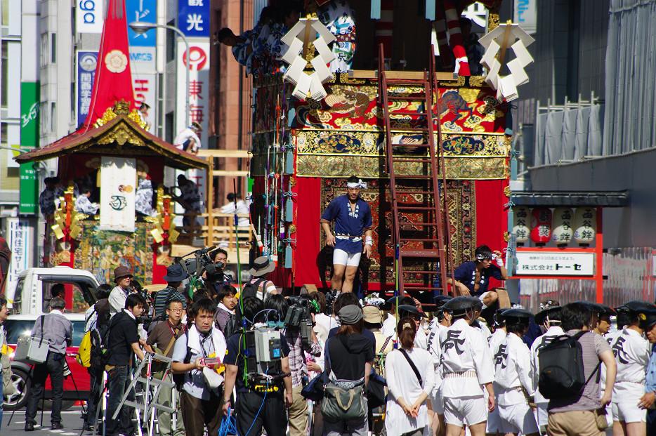 祇園祭 山鉾巡行 ~出発~_f0152550_21292894.jpg