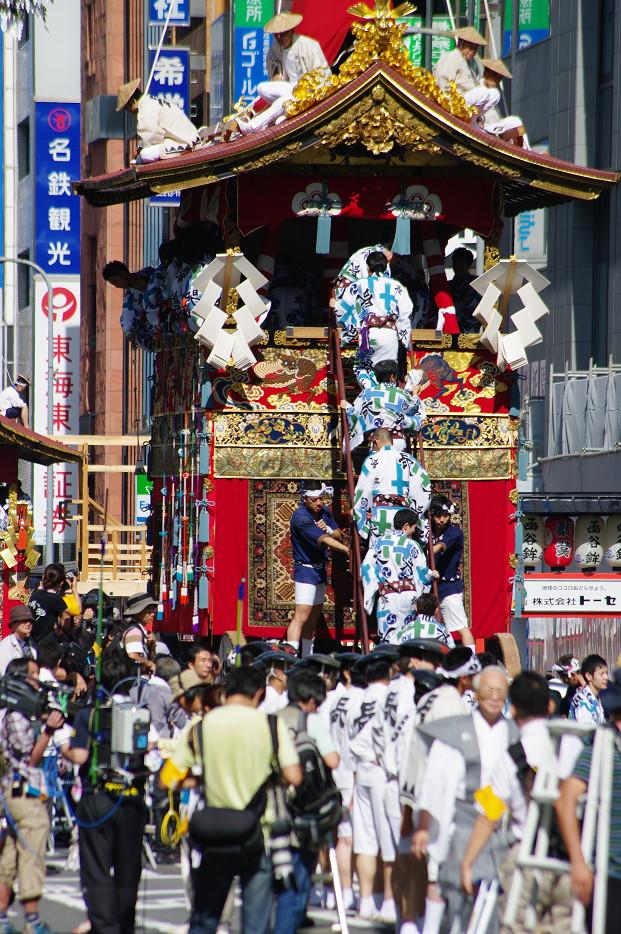 祇園祭 山鉾巡行 ~出発~_f0152550_21293662.jpg