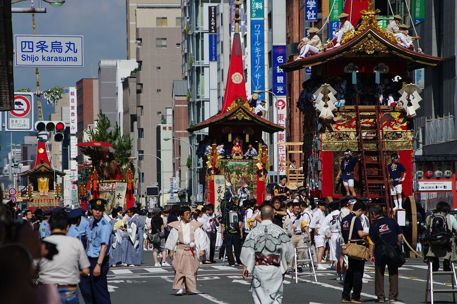 祇園祭 山鉾巡行 ~出発~_f0152550_21295192.jpg