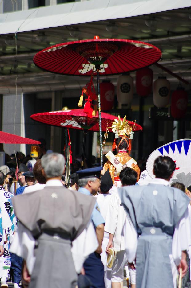 祇園祭 山鉾巡行 ~出発~_f0152550_21295919.jpg