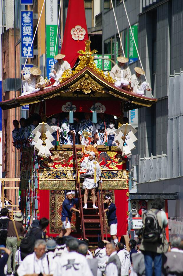 祇園祭 山鉾巡行 ~出発~_f0152550_21302282.jpg