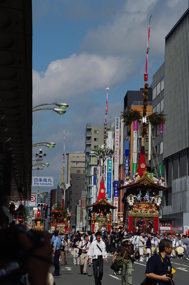 祇園祭 山鉾巡行 ~出発~_f0152550_21303087.jpg
