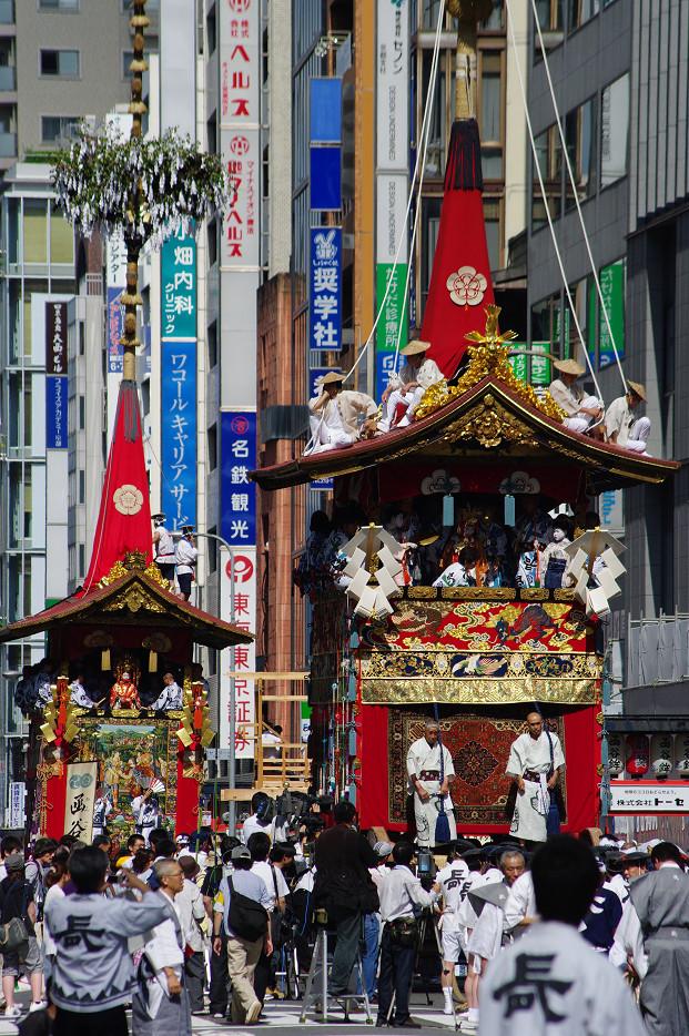 祇園祭 山鉾巡行 ~出発~_f0152550_21304089.jpg