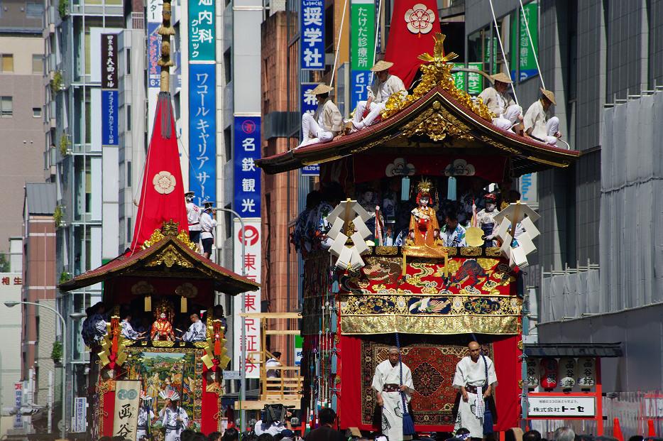 祇園祭 山鉾巡行 ~出発~_f0152550_21304976.jpg