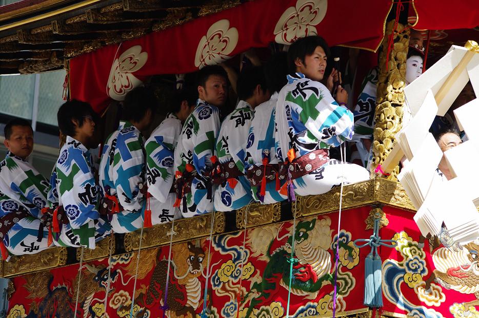 祇園祭 山鉾巡行 ~出発~_f0152550_21311673.jpg