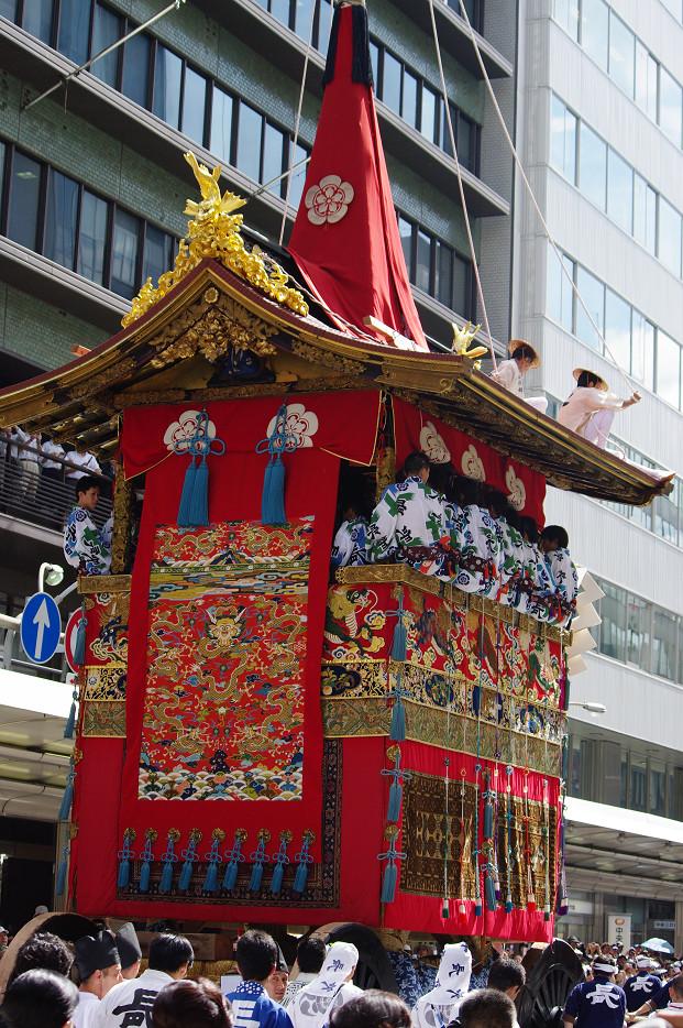 祇園祭 山鉾巡行 ~出発~_f0152550_21313220.jpg