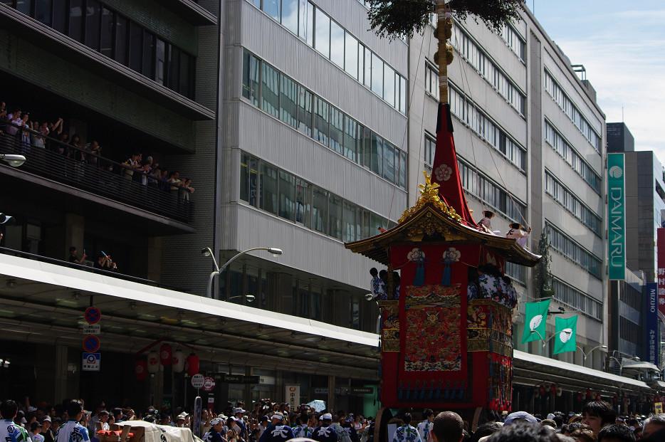 祇園祭 山鉾巡行 ~出発~_f0152550_21314173.jpg