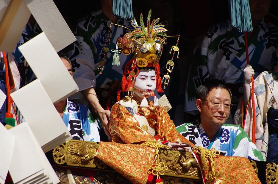 祇園祭 山鉾巡行 ~出発~_f0152550_2131856.jpg